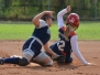 Collecchio vs Caligirls 0-2 Caligirls vs Forlì 7-2 Ottavi Play Off Cadette Softball 2017